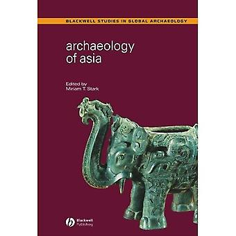 Archaeology of Asia (Blackwell Studies in Global Archaeology)