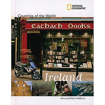 "Irlanti (maailman maissa) (maailman maat ""National Geographic"") (""National Geographic"" maiden..."