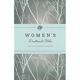 ESV Women's Devotional Bible (Green) (Esv Bibles)