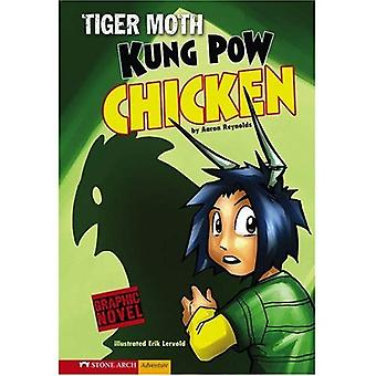 Kung Pow Huhn (grafische Funken)