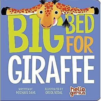 Großes Bett für Giraffe (Hallo Genius)