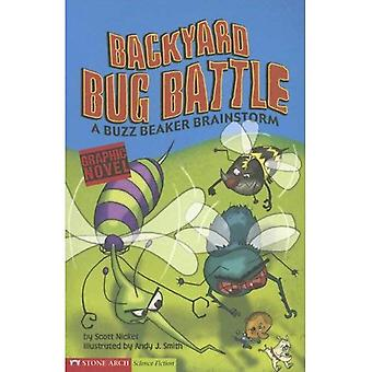 Baggård Bug kamp: En brummer bægerglas Brainstorm (grafisk gnister grafiske romaner)