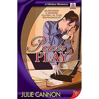 Power Play (Matinee Romances)