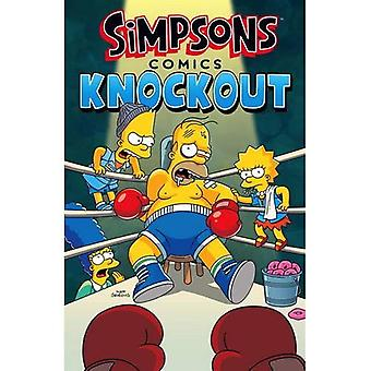 Simpsons Comics-knock-out
