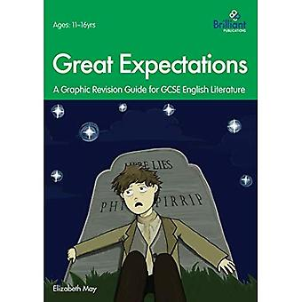 Great Expectations: A Graphic Revision Guide for GCSE English Literature