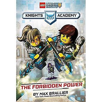 Den förbjudna Power (Lego Nexo Knights: Riddarakademin #1) (Lego Nexo Knights)