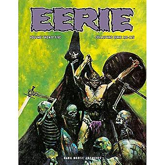 Eerie Archives Volume 25