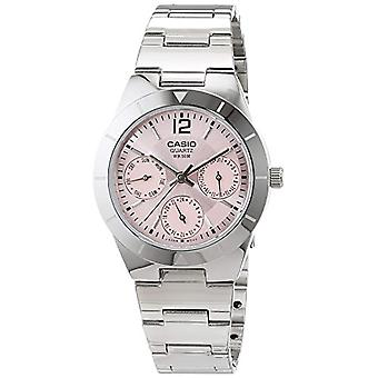 Casio Collection LTP-2069D-4AVEF stainless steel band Quartz Watch