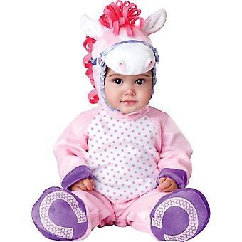Pink Ponny Toddler Costume