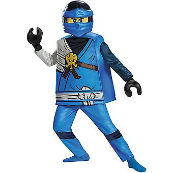 Lego Ninjago Jay Costume For Children