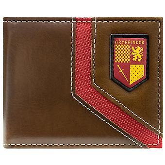 Harry Potter Gryffindor Shield ID & kortti kaksoistaitos lompakko