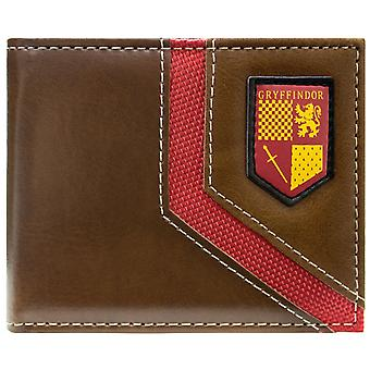 Harry Potter Gryffindor Shield ID & Card Bi-Fold Wallet