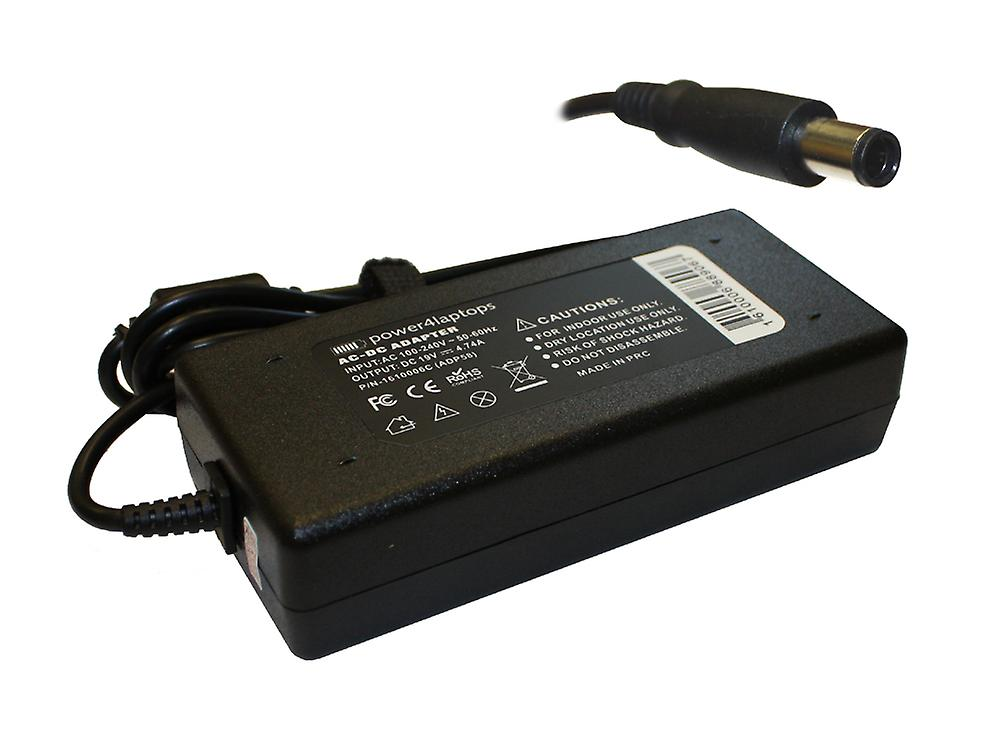 Compaq Presario CQ20-116TU Compatible Laptop Power AC Adapter Charger