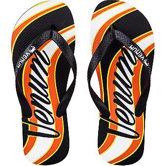Venum nedskärningar Flip-Flop sandaler - svart/gul