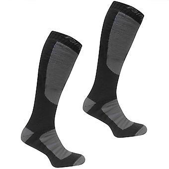 Campri Mens Snow Sock 2 Pack