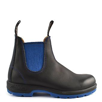 Blundstone Unisex 1403 Black And Blue Voltan Leather Boot