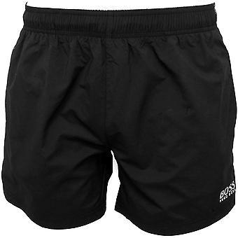 BOSS Perch Swim Shorts, Black