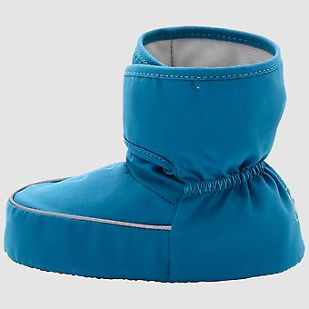 Jack Wolfskin Baby Girl Moonchild Fabric Pull On Ankle High Boots