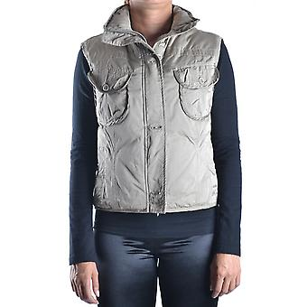 Geospirit Ezbc203003 Women's Beige Nylon Vest