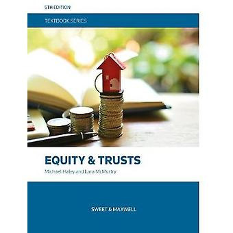 Equity and Trusts by Michael Haley - 9780414060265 Book