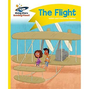 Reading Planet - The Flight - Yellow - Comet Street Kids by Adam Guill