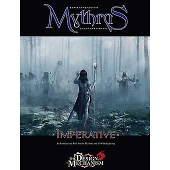 Mythras Imperative - An Introductory Rule Set for Mythras and D100 Rol