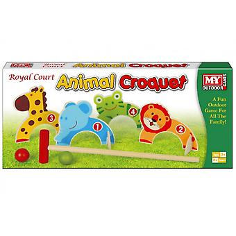 M.Y Animal Croquet Game