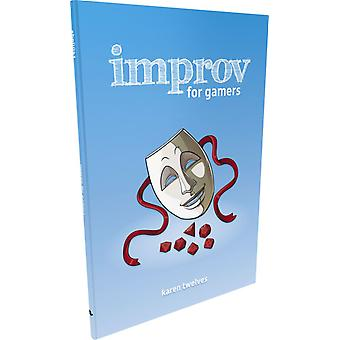 Improv for Gamers Book