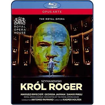 Krol Roger [Blu-ray] USA import