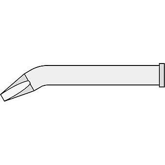 Weller XT BX Soldering tip Chisel-shaped, bent Tip size 2.4 mm Tip length 51.5 mm Content 1 pc(s)