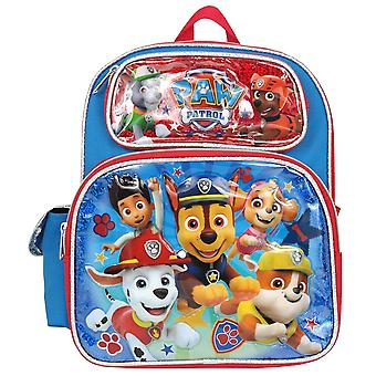 Small Backpack - Paw Patrol - Team Red 12