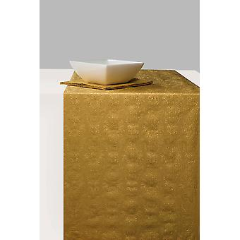 Ambiente Paper Table Runner, 33cm x 6m Elegance Gold