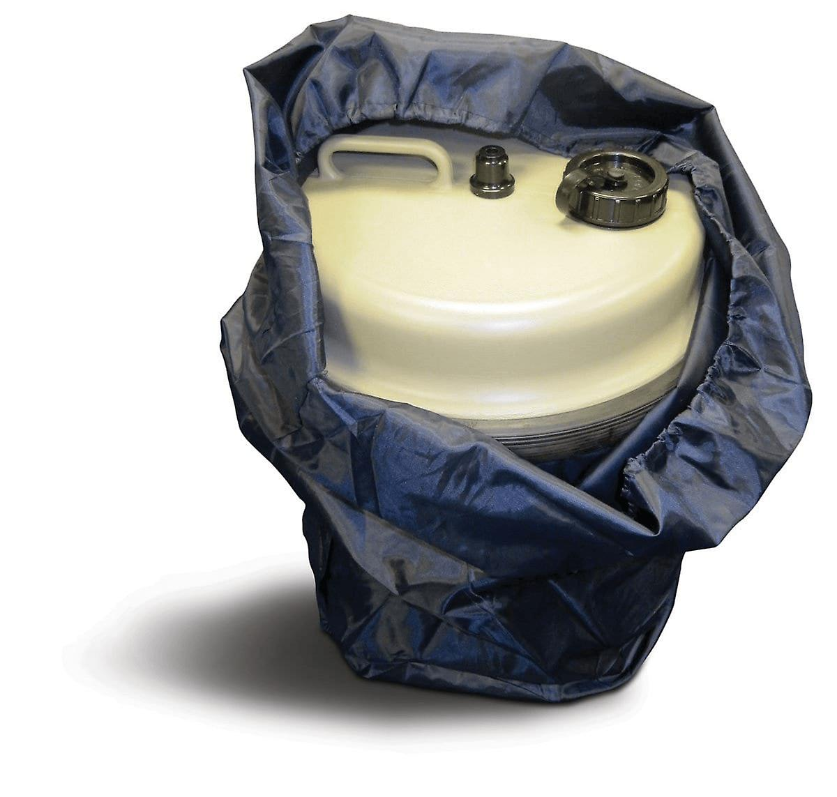 OLPRO Aquaroll and Water Container Bag Blue Storage 420D Nylon 80cm x 45cm