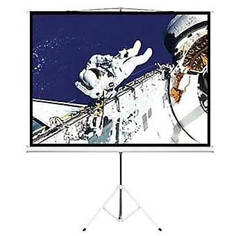 "Brateck 65 ""(1.45m x 0,81m) Tripod Portable Projector Screen-Black"