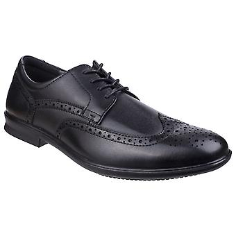 Hush Puppies Mens Cale Oxford Wing Tip Shoe