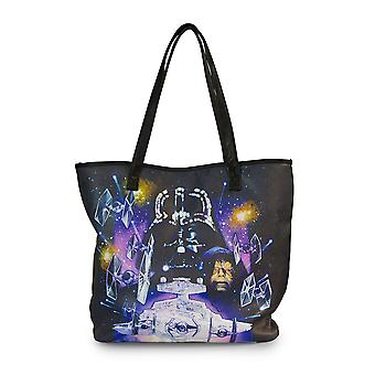 Tote Bag - Star Wars - Space Scene Photo Real New Licensed sttb0017