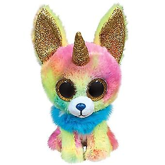 TY Beanie Boo Yips the Chihuahua with Horn