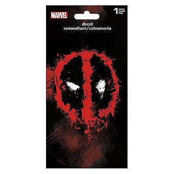 Deadpool 4x8IN Aufkleber Aufkleber