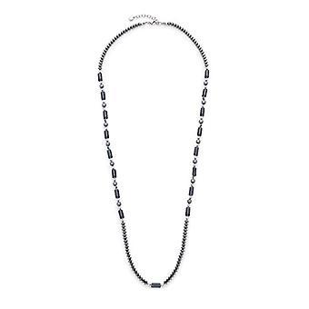 Leonardo Jewels Necklace Sautoir Donna Steel_Stainless Glass
