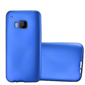 Futerał Cadorabo do obudowy HTC One M9 - Zdejmowana obudowa na telefon TPU - silikonowa obudowa ochronna Ultra Slim Soft Back Cover Case Bumper