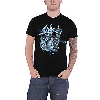 Sodom T Shirt Knarrenheinz Band Logo new Official Mens Black