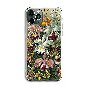 IPhone 11 Pro Max Funda transparente (Suave) - Haeckel Orchidae