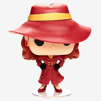 Where in the World is Carmen Sandiego Carmen Sandiego Pop!