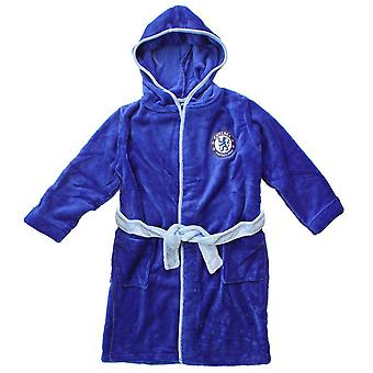Chelsea kids dressing gown / Childrens bathrobe