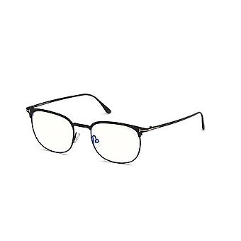 Tom Ford TF5549-B 002 Matte Black Glasses