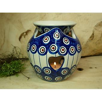 Fragrance warmer, height 12 cm, Ø 12 cm, tradition 13, 2nd choice, ceramic crockery - BSN 22883