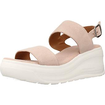 Yellow Sandals 80743 Color Nude