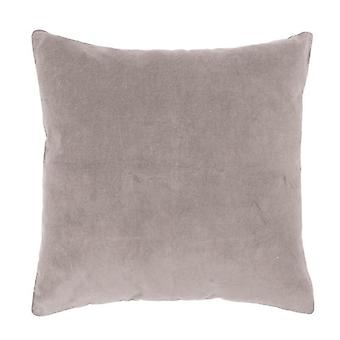 Bambury Velvet European Pillowcase Dove
