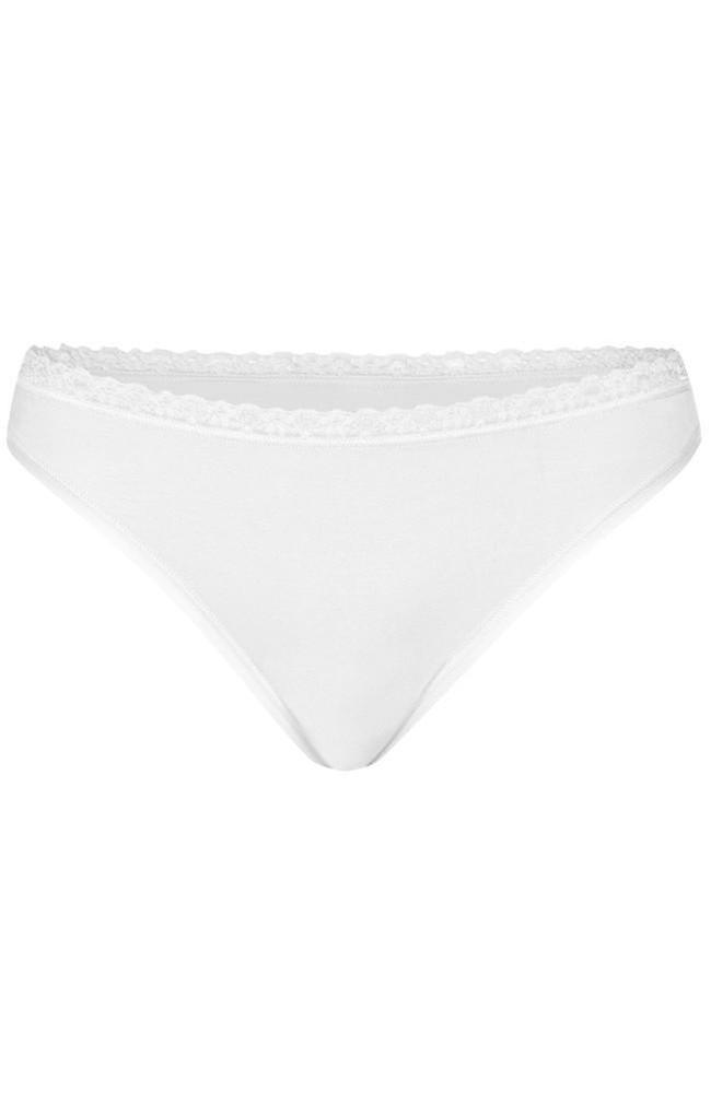 Lace thong pants - pack of 3