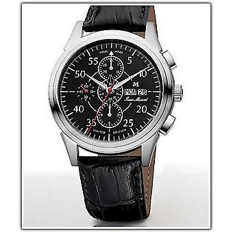 Jean Marcel hippy men's wrist watch automatic chronograph 160.266.33